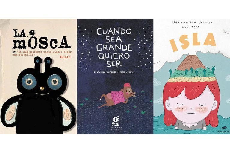 Los mejores libros infantiles y juveniles del año
