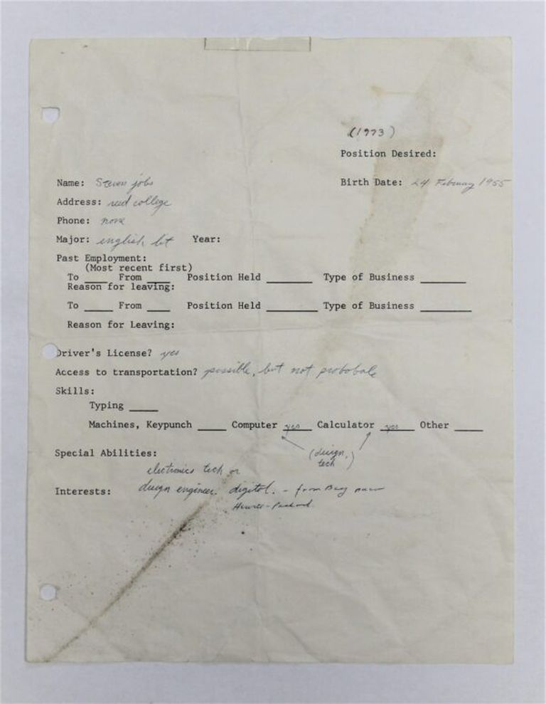El formulario tiene partes incompletas