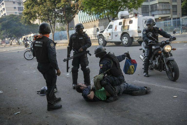 """La justicia de Venezuela tiene un """"papel importante"""" en la represión, según la ONU"""