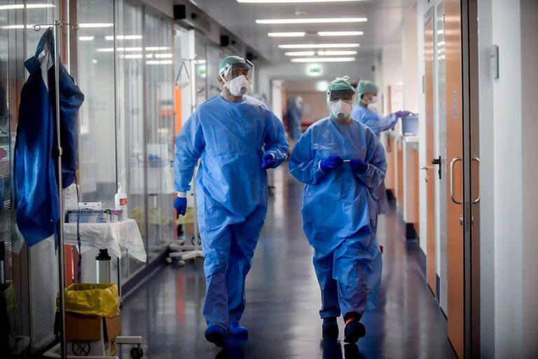 Nuevo reporte de contagios y fallecidos por la pandemia del coronavirus