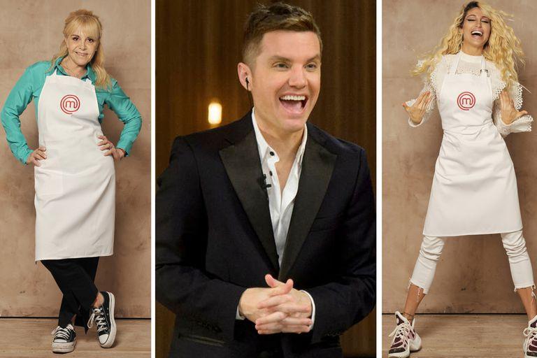 MasterChef Celebrity se prepara para debutar en la grilla y llevarse toda la atención de los televidentes del prime time