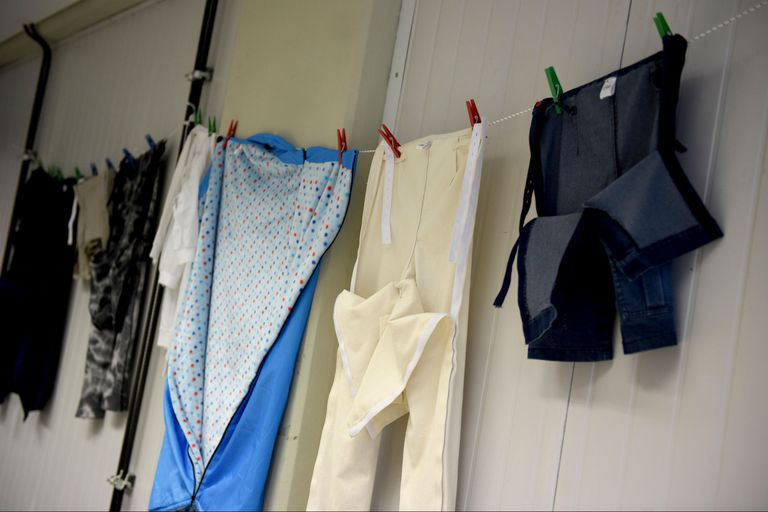 La ropa de Handy Inclusiva son prendas con diseño y prácticas