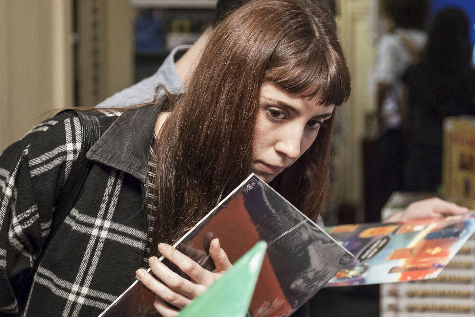 """La vuelta de los vinilos cobró tanto impulso que las grandes discográficas han vuelto a producirlos en ediciones de lujo; aquí, una imagen de """"La noche de los vinilos"""" porteña"""