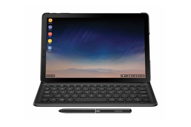 Samsung presentó la tableta Galaxy Tab S4 y su parlante inteligente Galaxy Home