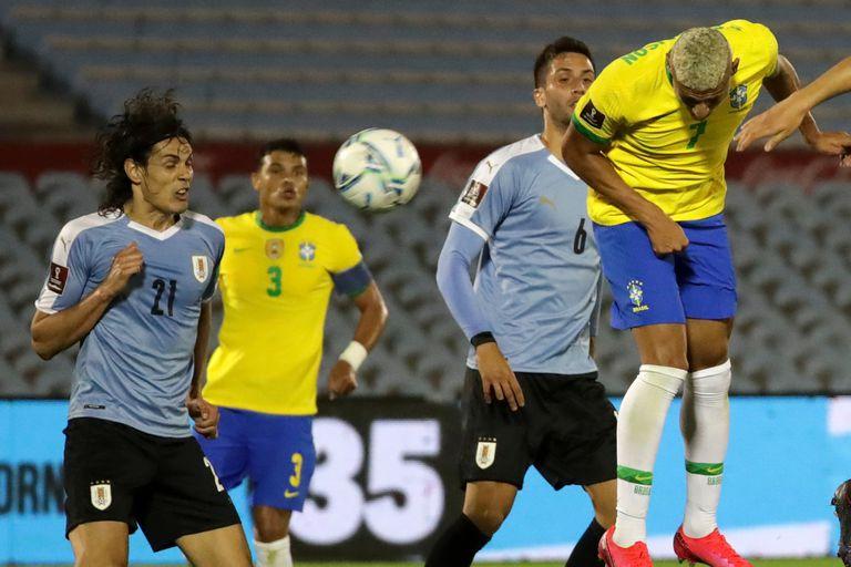 Richarlison, arriba de todos: así juega Brasil