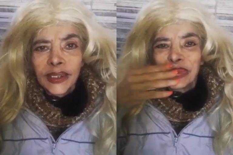 La cantante tropical Lía Crucet compartió un video en Twitter para decirle a sus seguidores que está peleando contra sus problemas de salud mental