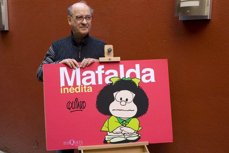 ¿Qué vas a leer con tu hijo esta noche? Homenaje a Quino y Mafalda
