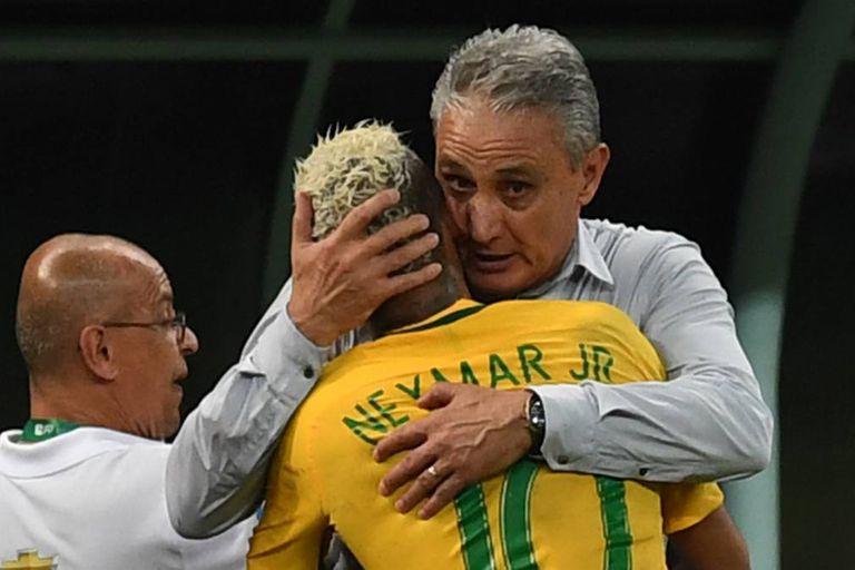 Neymar lidera los 15 jugadores que integrarán la lista mundialista de Brasil