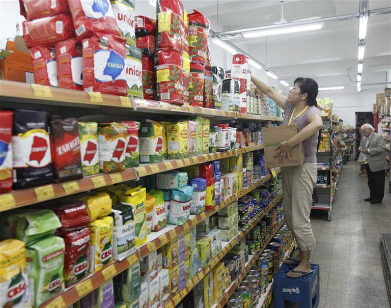 Buscan sumar a los mayoristas y extender el acuerdo a almacenes y autoservicios chinos