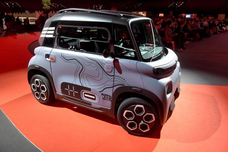 El precio base del Citroën Ami será de 6900 euros en Francia
