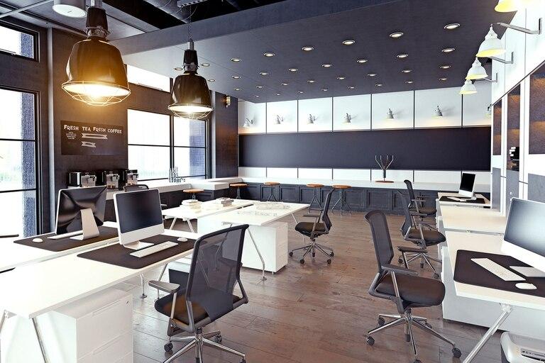Los nuevos espacios de trabajo.