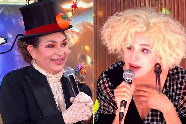 Cantando: Claribel Medina y una sugestiva frase de María Elena Walsh para Nacha