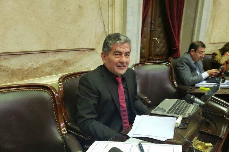 Jorge Taboada, exdiputado nacional y secretario general de Camioneros de Chubut