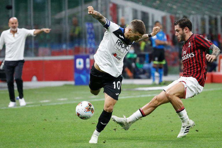 Serie A. El empate entre Milan y Atalanta dejó más cerca del título a Juventus
