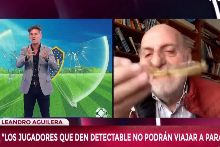 "Libertadores: debate en TV sobre la validez histórica de un torneo ""anormal"""