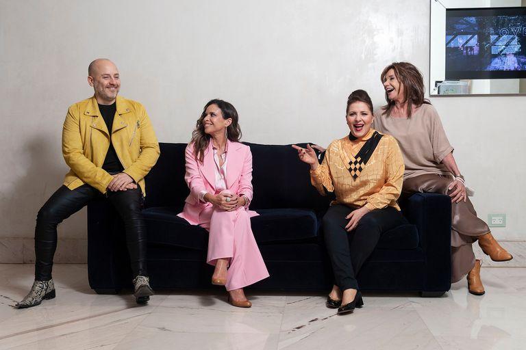 """""""Si fuera un elenco homogéneo yo me aburriría mucho, no me gustaría"""", asegura Muscari sobre las actrices que eligió para su nueva obra"""