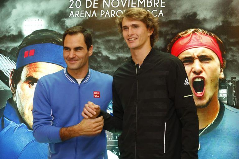 """ATP. Ranking polémico: """"Federer no juega hace un año y sigue delante mío"""""""