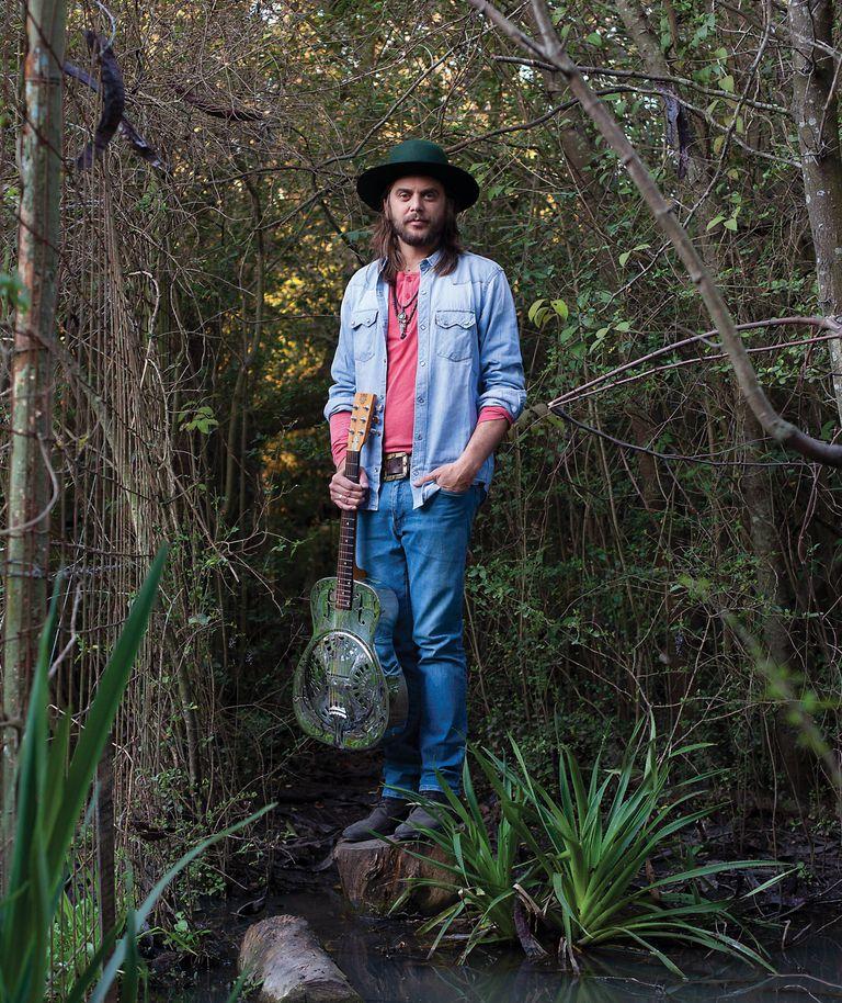Nico Bereciartúa en la producción con Rolling Stone