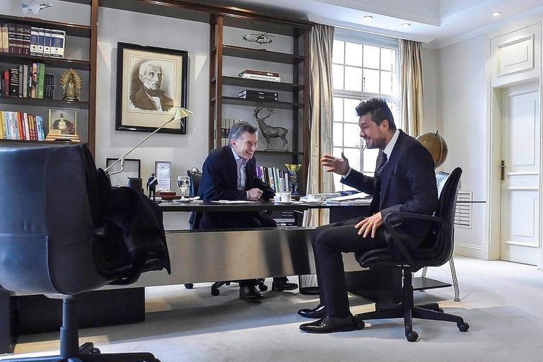Otros tiempos con Mauricio Macri
