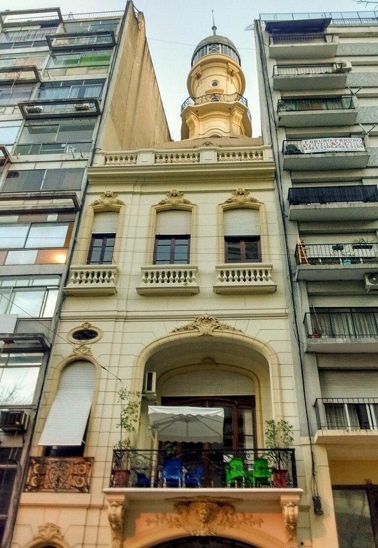 El Palacio Dassen es propiedad y sede de la Asociación Argentina de Actores desde 1983.