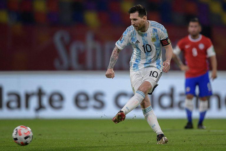 Lionel Messi todavía no afirmó públicamente dónde continuará su carrera; por ahora está concentrado en los partidos de la selección