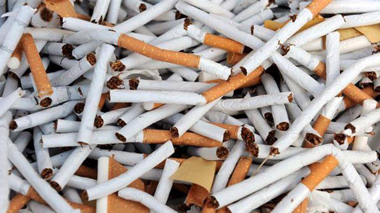 Según la OMS mueren 6 millones de personas al año a causa del cigarrilo