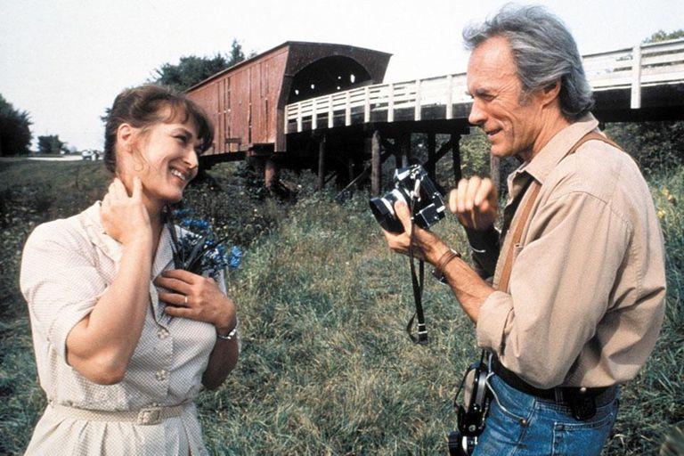 The Bridges of Madison County, es una película estadounidense dirigida por Clint Eastwood e interpretada por él y Meryl Streep.