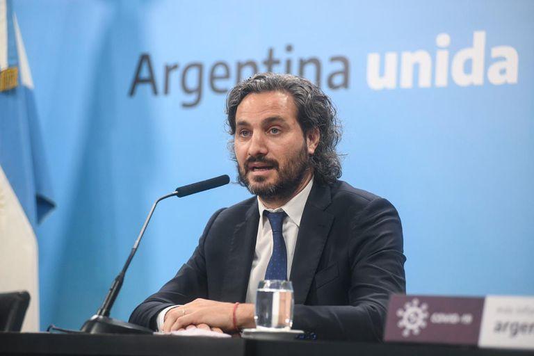 Santiago Cafiero habló tras la semana más tensa del Gobierno