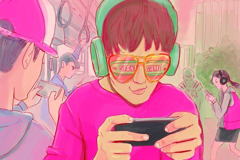 Universo gamer: mucho más que un juego desde el celular