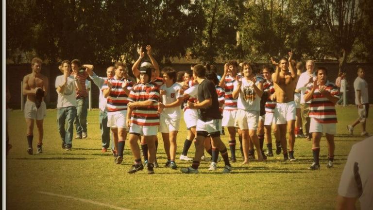 El debut frente a Don Bosco de todo el club como equipo en la M 22