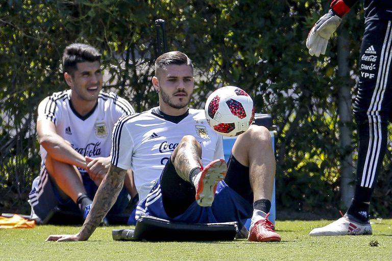 Mauro Icardi cargará con la presión de responder rápido con goles
