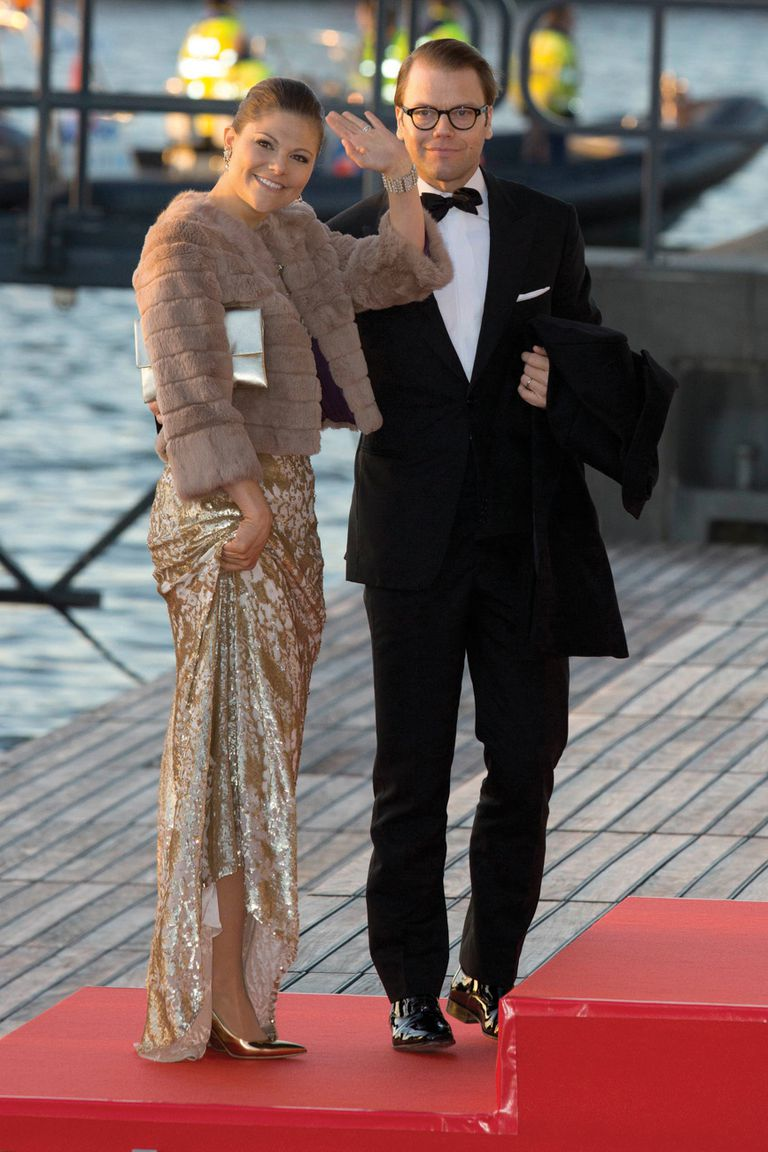 De las reinas de la nueva era, Victoria de Suecia es la mayor con 41 años. Está casada con Daniel Westling y tienen dos hijos Estela y Oscar.