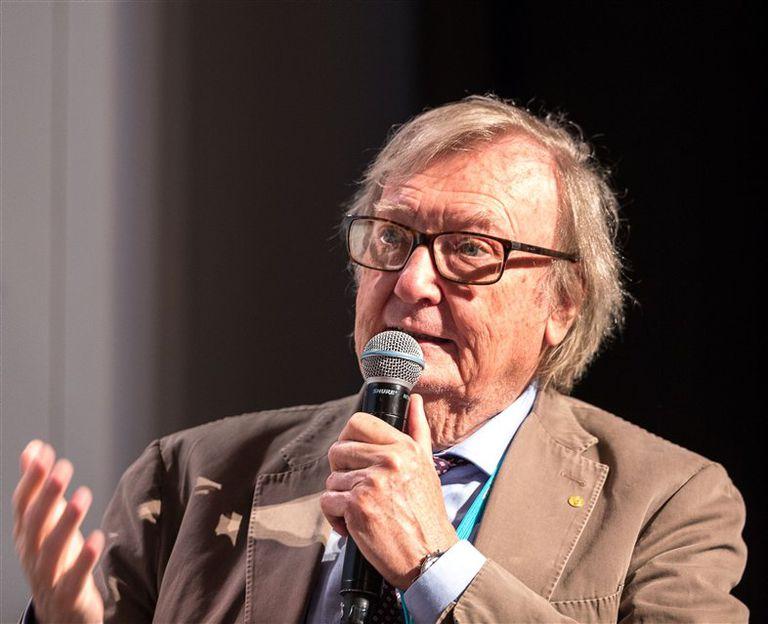 Carlo Rubbia, premio Nobel de Física