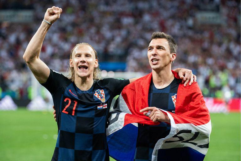 Mundial Rusia 2018. Mario Mandzukic, el ironman invisible de Croacia