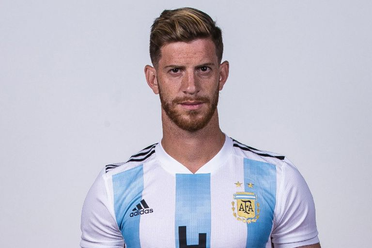 Ansaldi será el primer jugador colorado en jugar un Mundial con la selección argentina