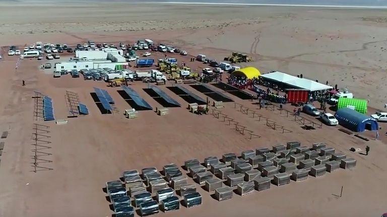 """Así será la """"megaplanta"""" solar de Jujuy, que costará US$ 390 millones y será la más grande de América latina"""
