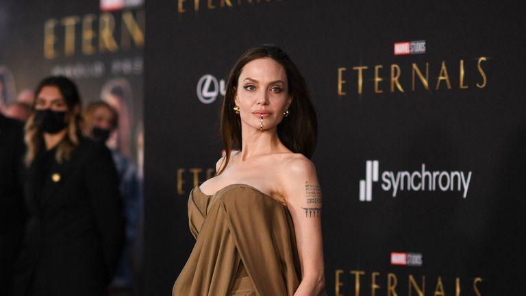 Angelina Jolie, Salma Hayek, Zendaya y Timothée Chalamet deslumbraron en la alfombra roja