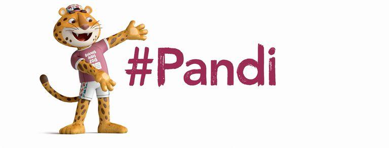Cómo se creó #Pandi la mascota oficial de Los Juegos Olímpicos de la juventud