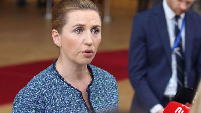 Mette Frederiksen, primera ministra de Dinamarca