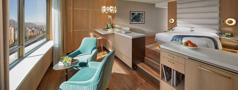 Chile. Un hotel asiático abrió en América Latina y redefinió el concepto luxury