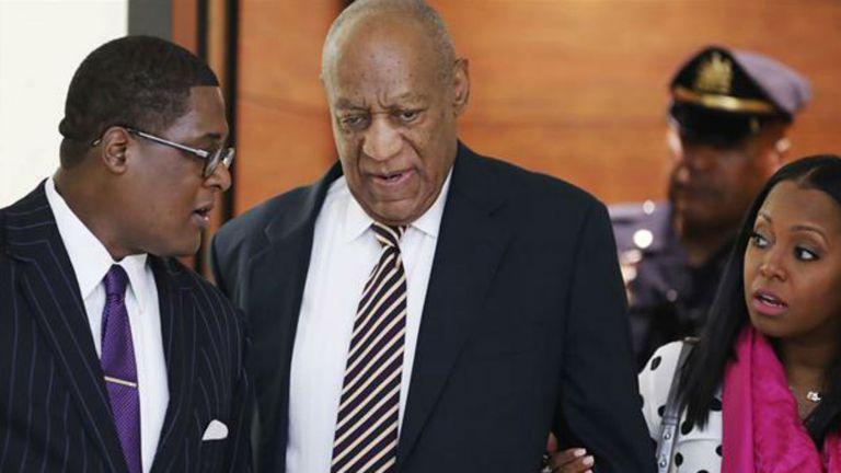 Bill Cosby, cuando comenzaba el juicio en su contra
