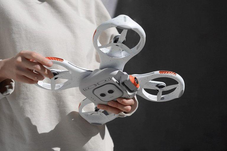 Rutina tech: en un futuro, tu personal trainer tal vez sea un dron