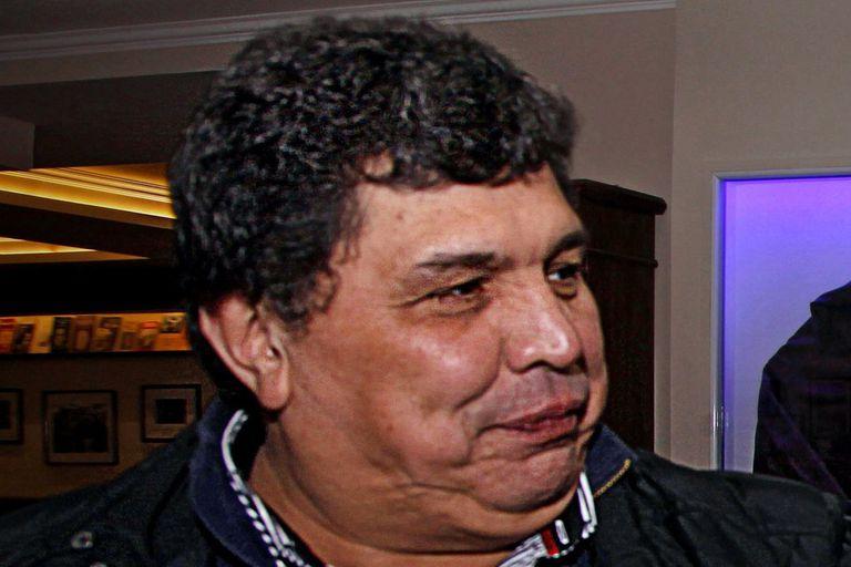 Rudy Ulloa, uno de los asistentes al festejo