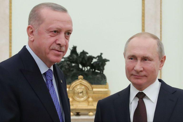 Tregua. Rusia y Turquía acordaron un alto al fuego en Siria
