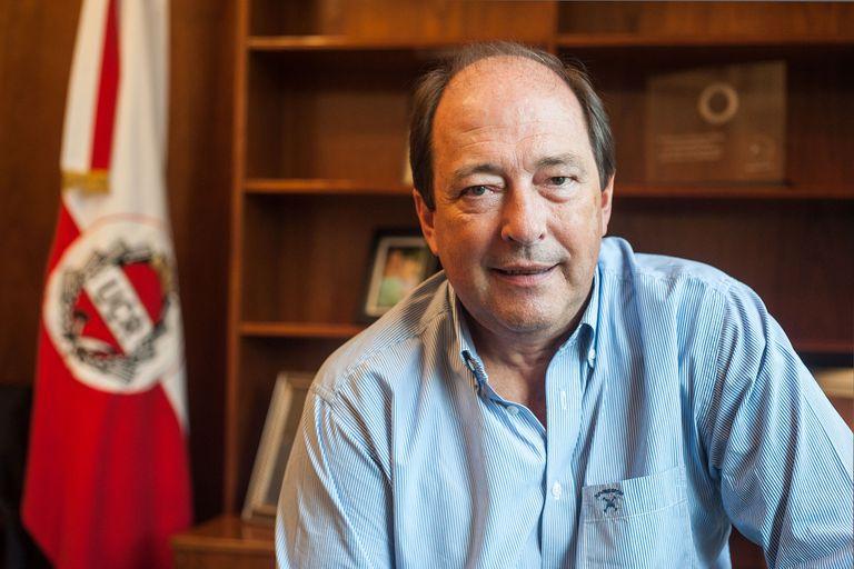 """Sanz habló sobre la candidatura de Manes y destacó el rol """"central"""" del radicalismo"""