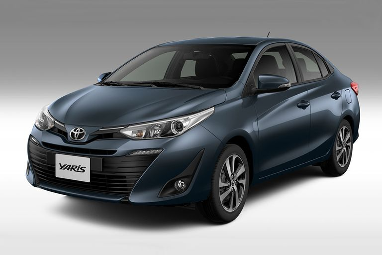 A dos años de su comercialización en nuestro país, Toyota presentó las novedades del Yaris 2021