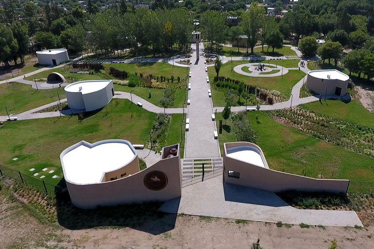 El parque temático dedicado al Cura Brochero