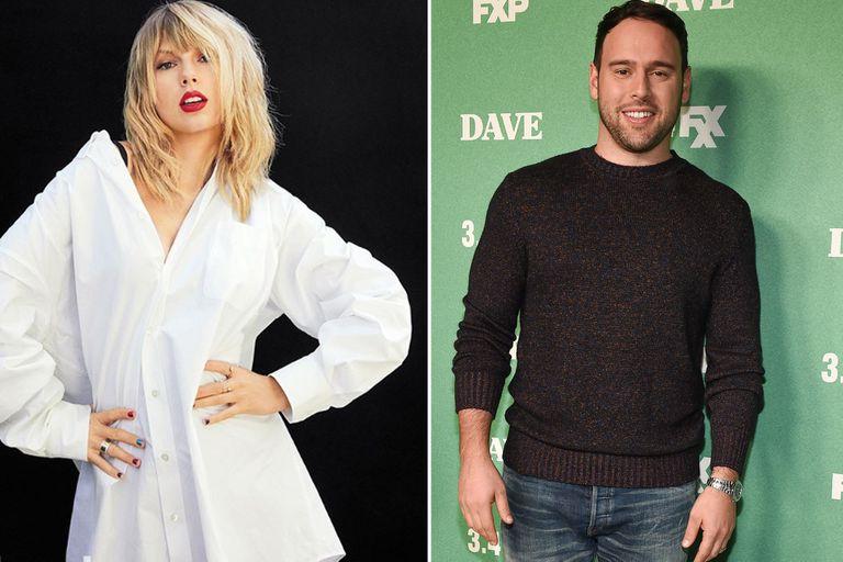 La denuncia y la indignación de Taylor Swift contra el manager de Justin Bieber