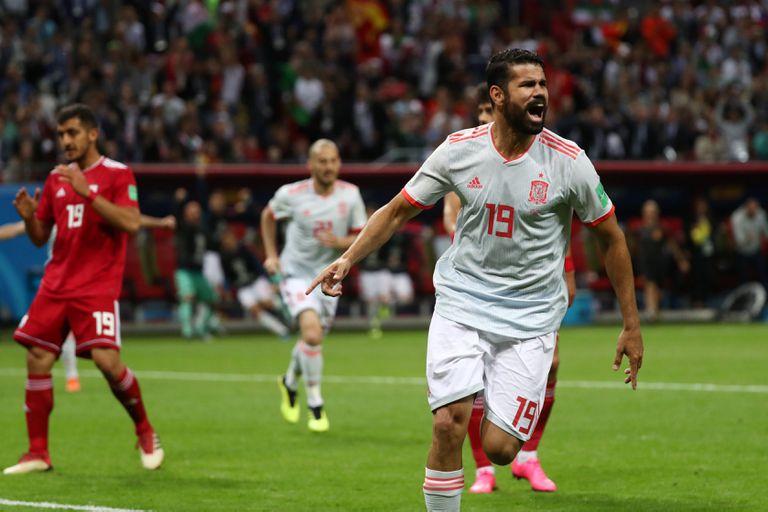 Diego Costa, la carta de gol para España