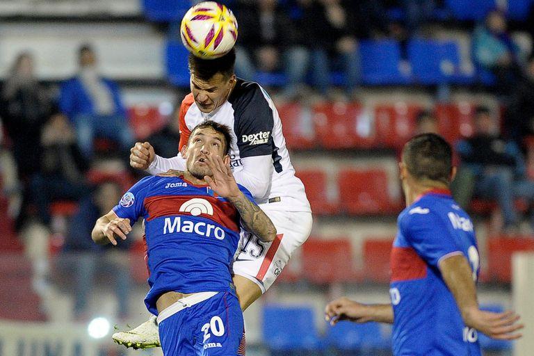 En un show de goles, San Lorenzo se recuperó y empató con Tigre por la Superliga